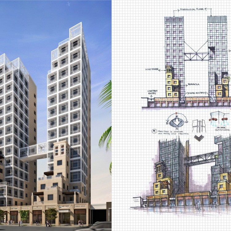 GA Architects Abu Dhabi UAE - Al Ain Al Ahlia Offices