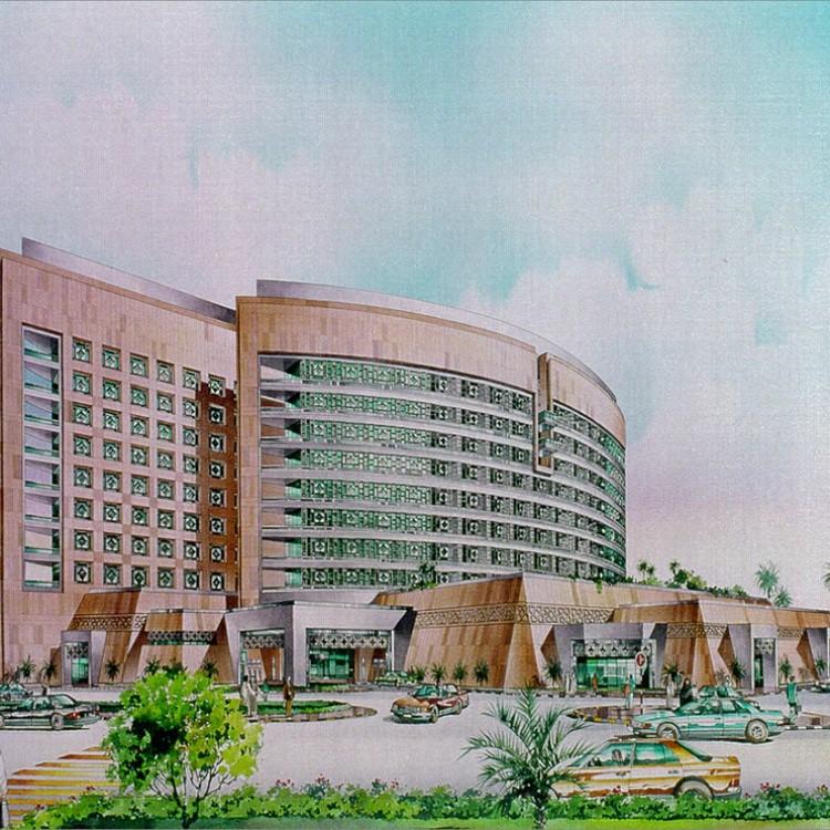 Ga architects abu dhabi 5 hotel al rajihi riyadh for 5 star hotel architecture