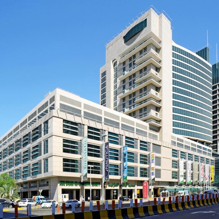 Ga architects abu dhabi beach rotana hotel for Architectural design companies in abu dhabi