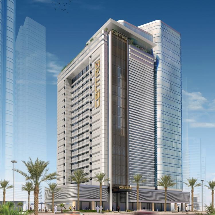 Ga Architects Abu Dhabi Centro Hotel