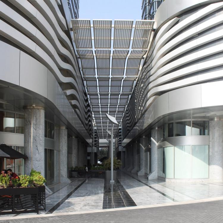 GA Architects Abu Dhabi - Centro Hotel