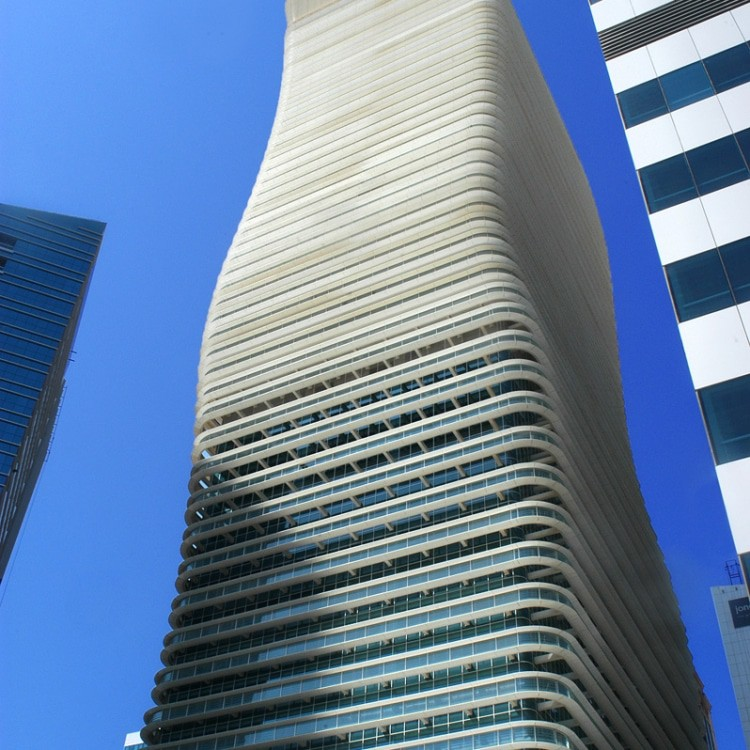 Ga Architects Abu Dhabi Al Ain Seba Tower