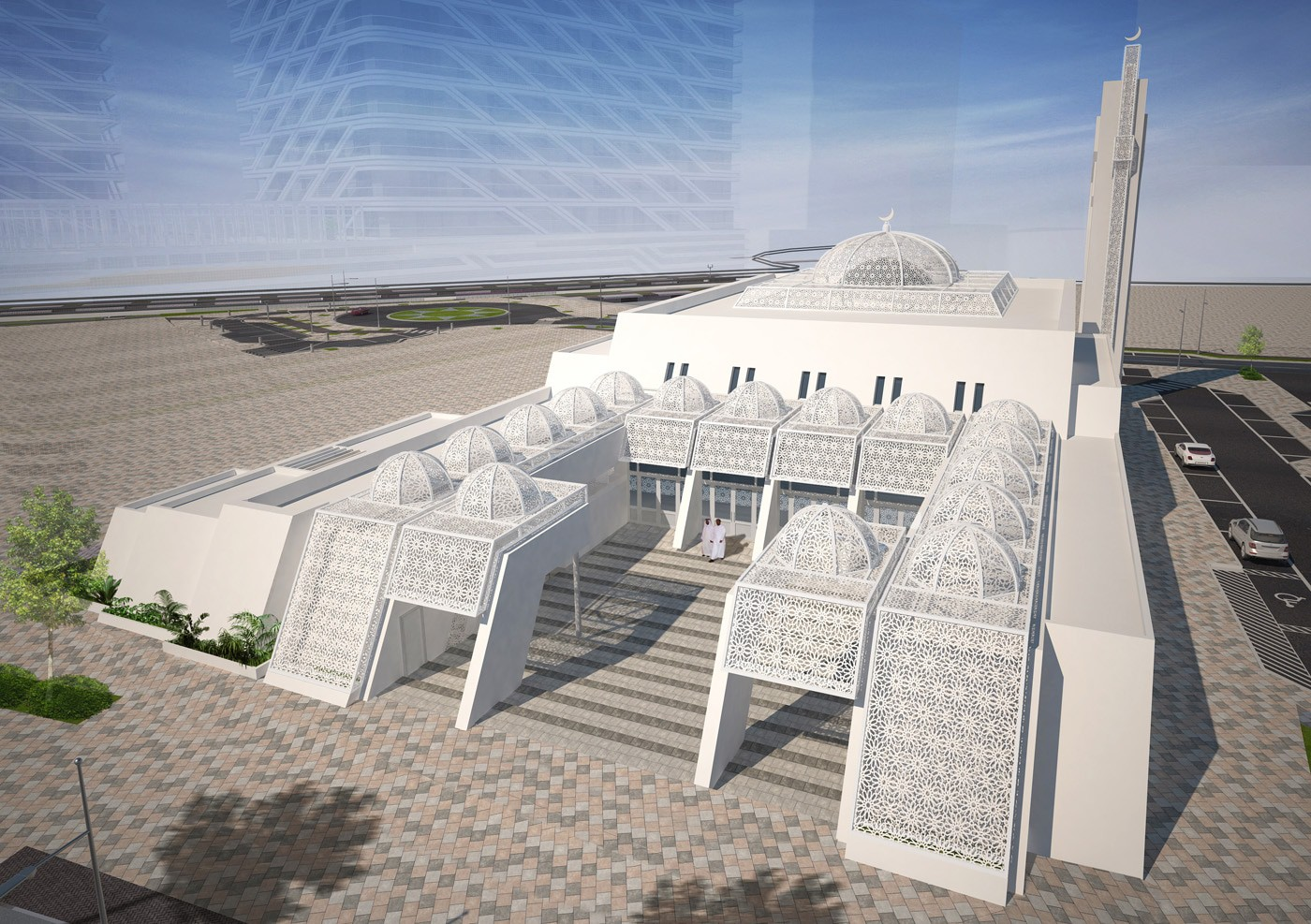 Architect: The Najmat Mosque Al Reem