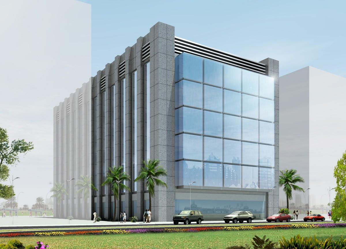 Ga architects abu dhabi podanek office building Home of architecture ras al khaimah