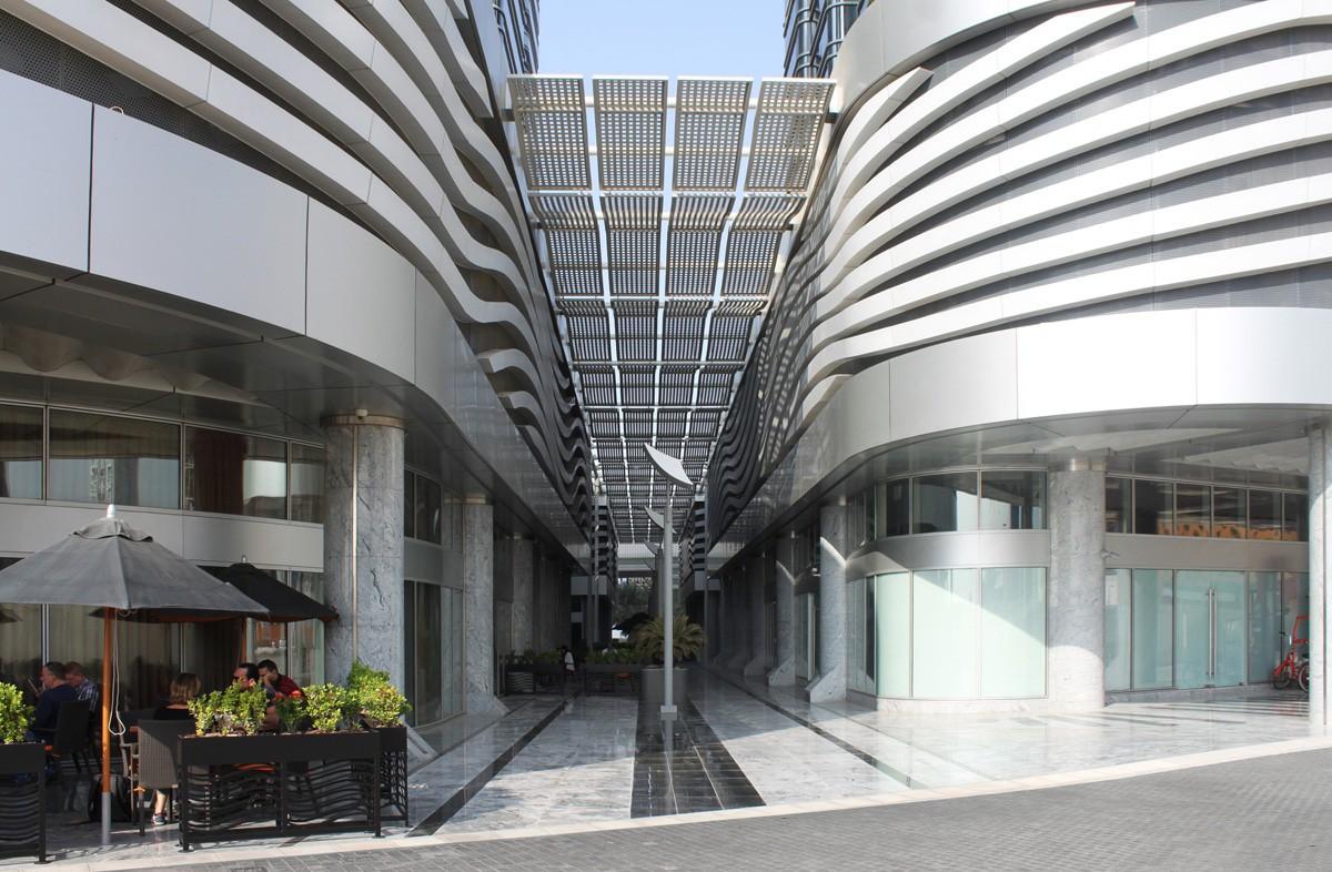 Ga architects abu dhabi adnex complex for Architectural design companies in abu dhabi
