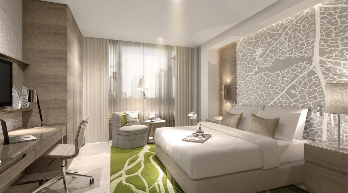 Abu Dhabi Hotel Rooms