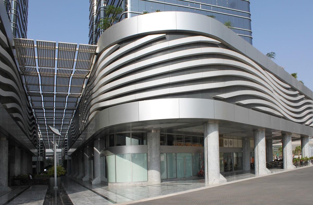 Ga architects abu dhabi centro hotel for Architectural design companies in abu dhabi