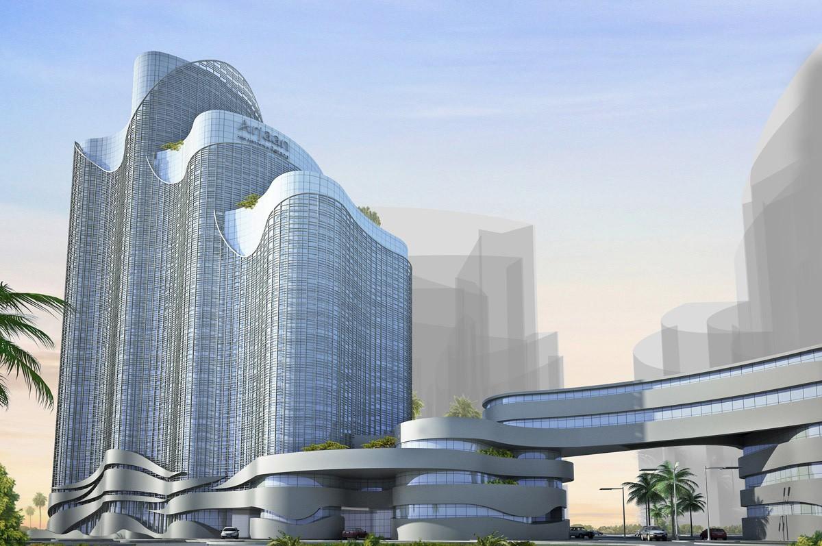 Ga Architects Abu Dhabi Khalidiya Arjaan