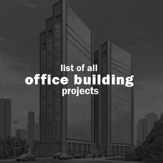 abu dhabi architect all office projects