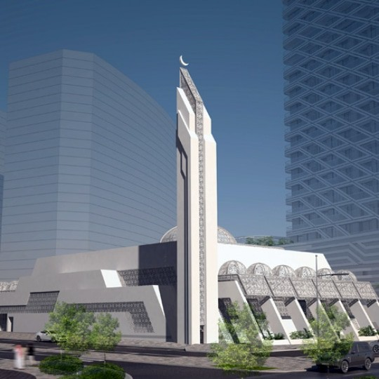 abu dhabi architect najmat mosque d