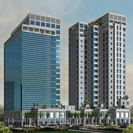 abu dhabi architect tripoli city center 5