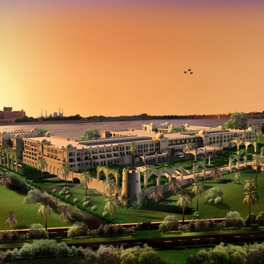 architect abu dhabi rotana creek resort 7