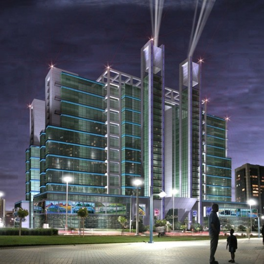 architect abu dhabi zumurud tower complex 6